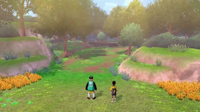Pokémon Sword and Shield - Island of Armor