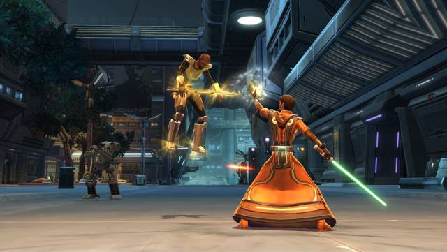 Star Wars, The Old Republic, MMO, F2P, free, free games