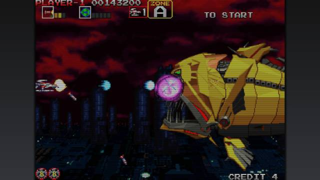 Darius Cozmic Collection: a review of more than three decades of shoot em up