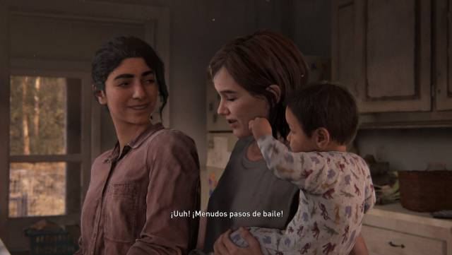 Ellie Profile Story The Last of Us 2 PS4
