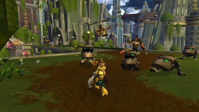 Ratchet & Clank (2002, PS2)