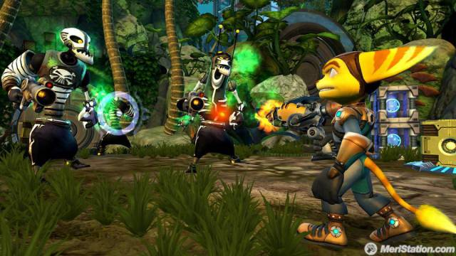 Ratchet & Clank: In Search of Treasure (2008, PS3)
