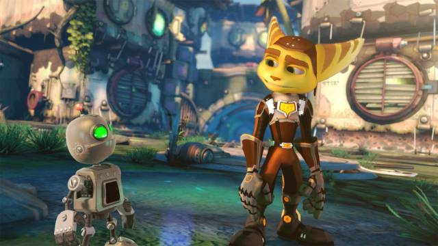 Ratchet & Clank: Armed to the Teeth (2007, PS3)