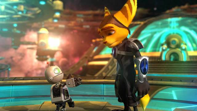 Ratchet & Clank: Trapped in Time (2009, PS3)