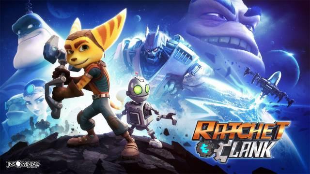 Ratchet & Clank (2016, PS4)