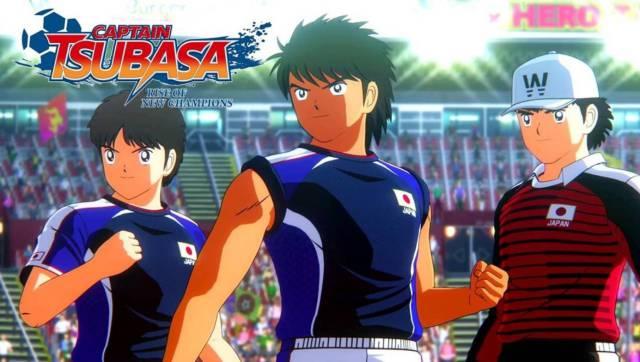 Oliver and Benji Captain Tsubasa: Rise of New Champions