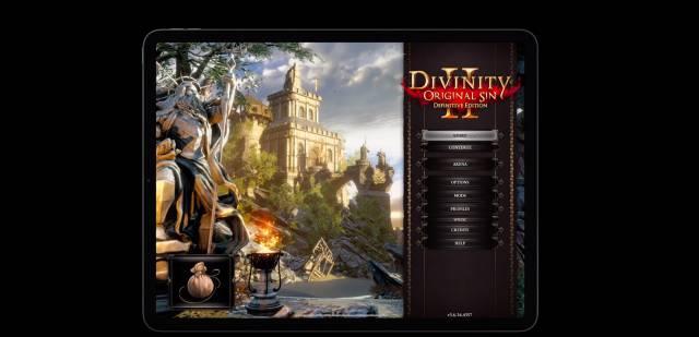 Divinity Original Sin 2 is coming to ipad apple