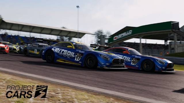 Project Cars 3 no pitstops no gasoline new details