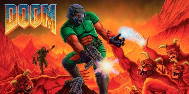 Doom, free games, shareware