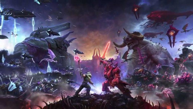 The Ancient Goods - Part Two teaser leaks, new DOOM Eternal DLC