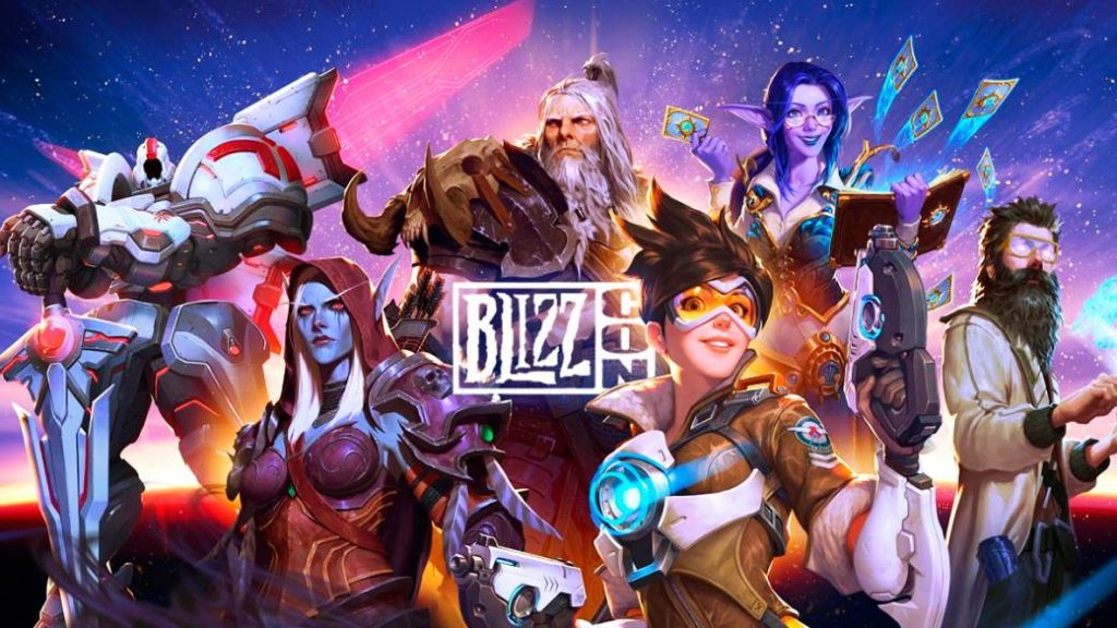 Blizzard is redeemed in a Blizzcon full of ads
