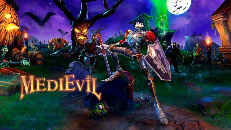 MediEvil, the return of the PlayStation Paladin