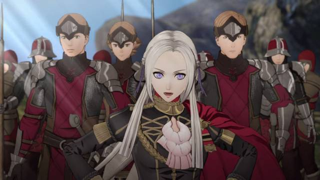 Complete guide Fire Emblem: Three Houses Eagles Black Edelgard