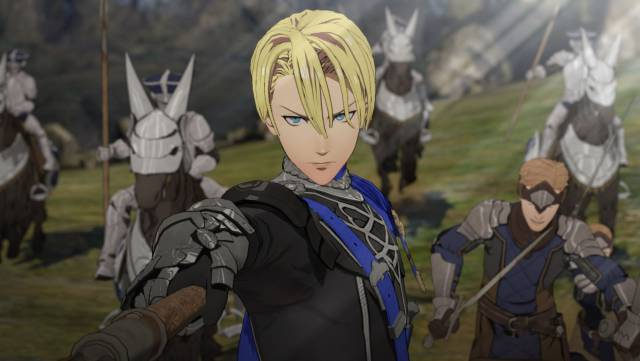 Fire Emblem Guide: Three Houses - Blue Lions Route