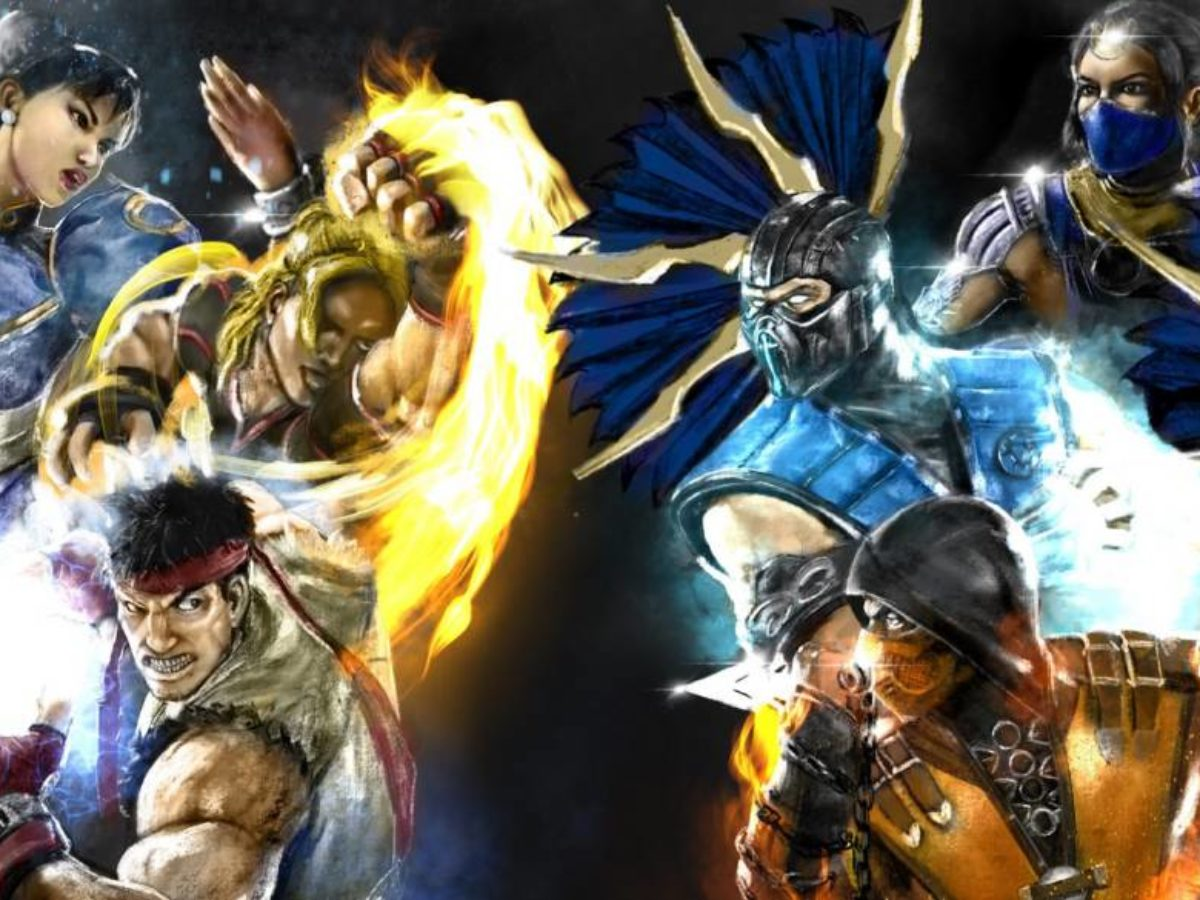 Capcom Doesn T Want Street Fighter Characters In Mortal Kombat