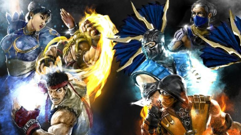 Capcom doesn't want Street Fighter characters in Mortal Kombat