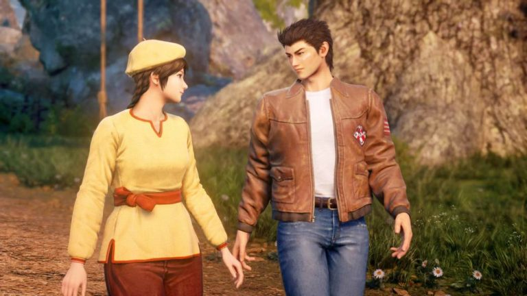 Shenmue III, impressions: the time capsule