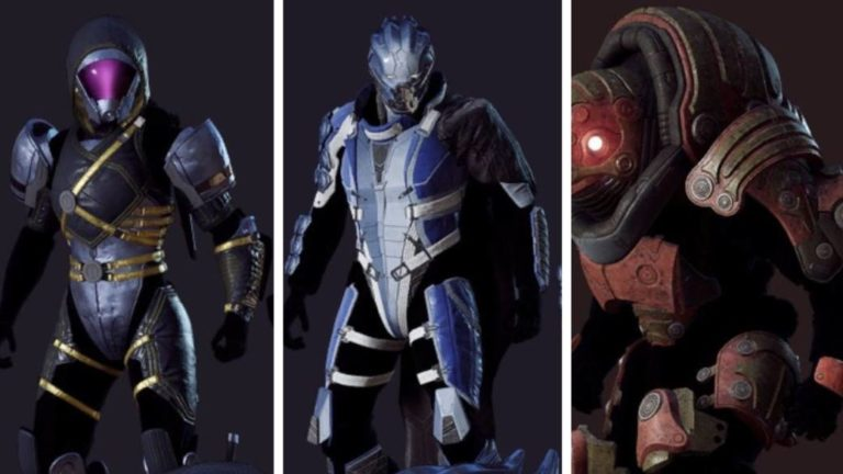 Anthem receives skins from Mass Effect for N7 Day