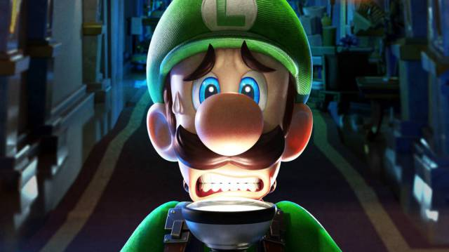 Luigi's Mansion: The Second World Revolution