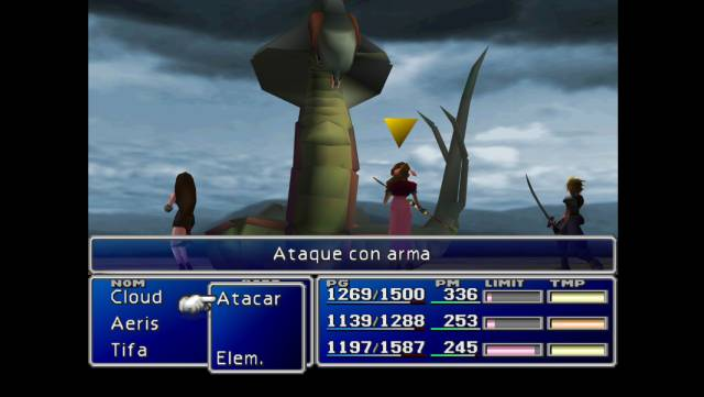 Final Fantasy VII complete guide