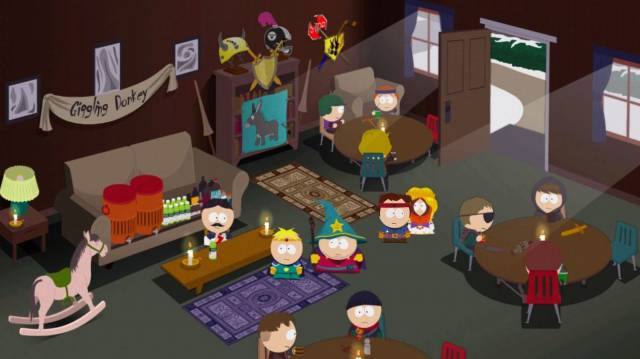 Obsidian Entertainment South Park: The Rod of Truth