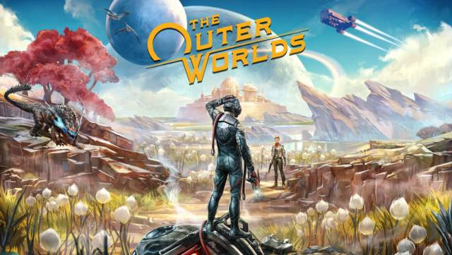 Obsidian Entertainment The Outer Worlds