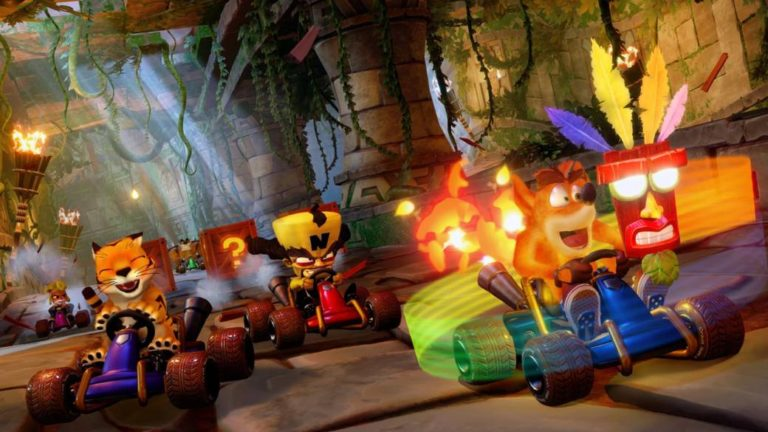 Crash Team Racing Nitro-Fueled, cheat guide and tips