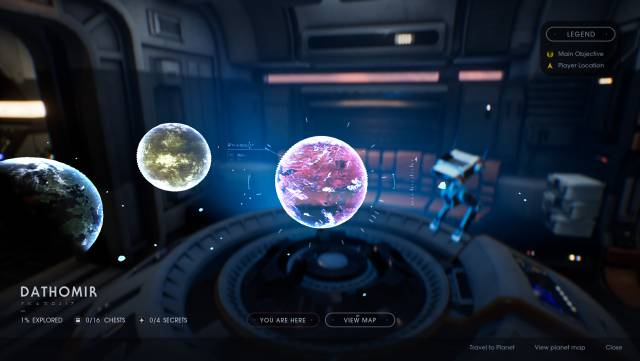 Jedi Star Wars: Fallen Order, final prints. The force is intense in this video game