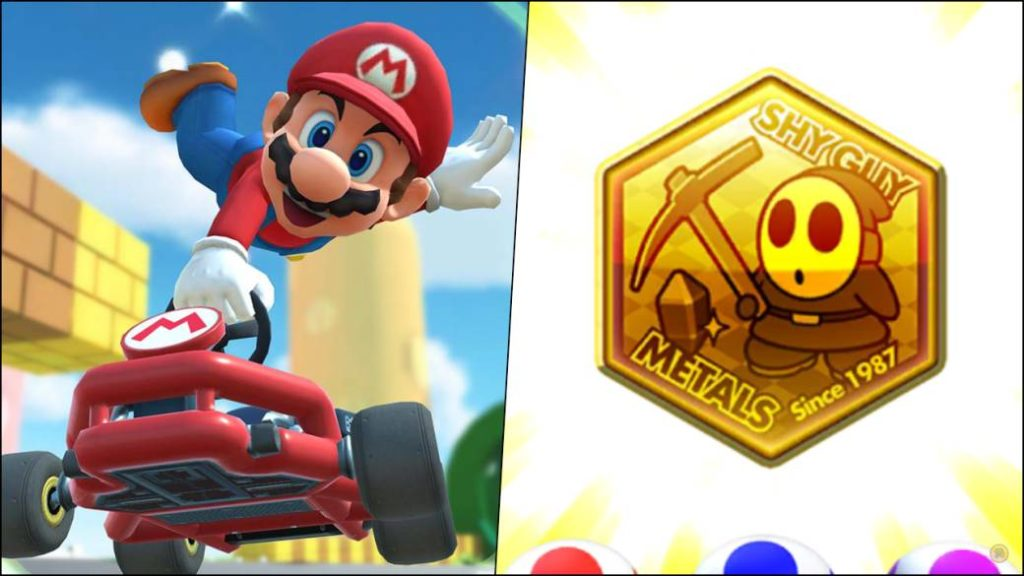 Challenges Mario Kart Tour: how to get 50 coins in a single race