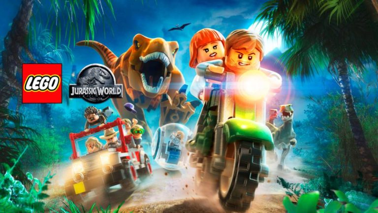 LEGO Jurassic World, the adventure becomes portable