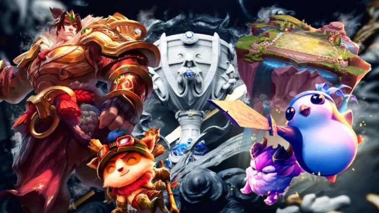 The future of Riot Games: mobiles, Runeterra, shooter and fight