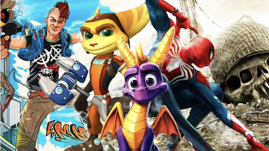 Insomniac Games and PlayStation: crisscrossed stories