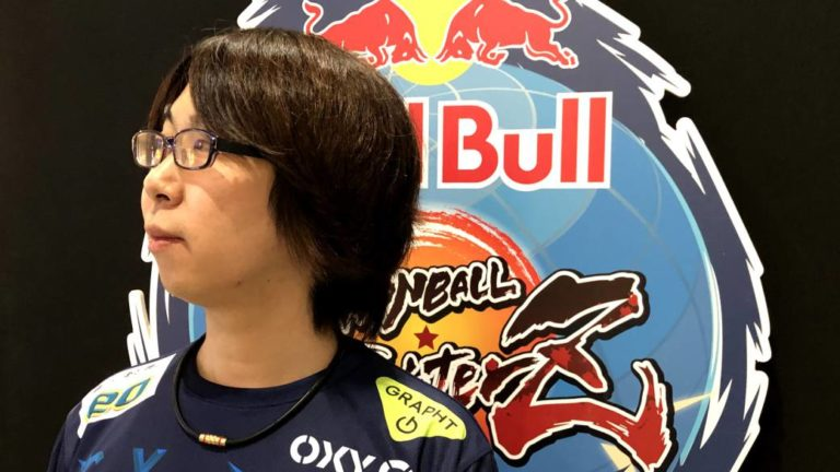 How the Dragon Ball FighterZ world champion, Go1 prepares a final