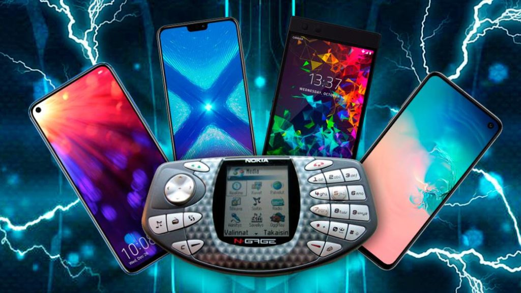 Gaming mobiles: a new gaming platform or other punching machine?
