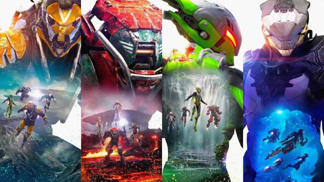 anthem complete guide pc ps4 xbox one classes halberd command colossus interceptor storm
