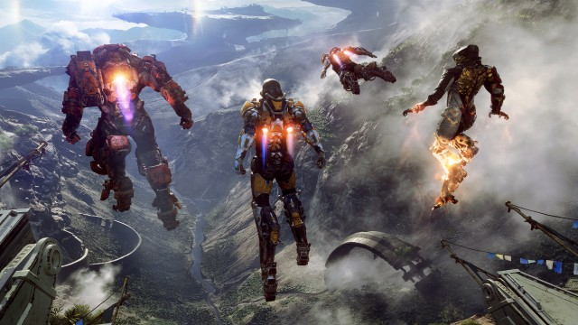 anthem complete guide pc ps4 xbox one tricks tips strategies
