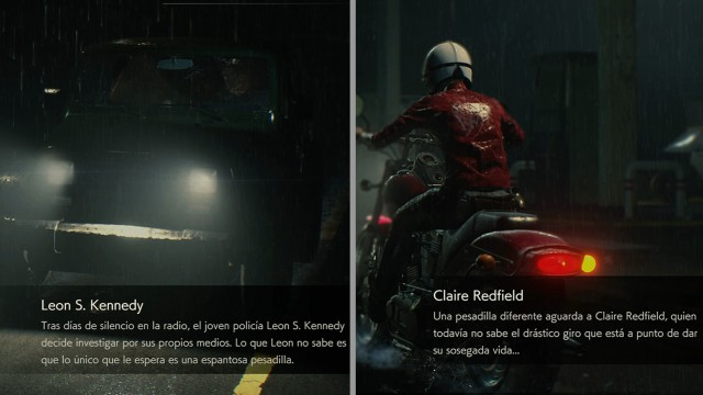 resident evil 2 remake full story guide claire redfield leon s kennedy
