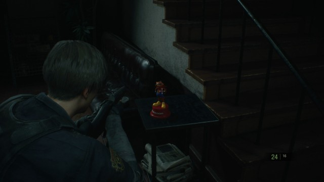 resident evil 2 remake complete guide mr raccoon where they are
