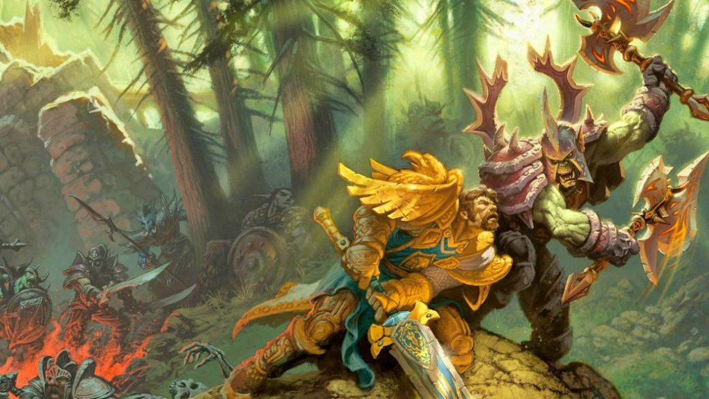 World of Warcraft: Classic, First Impressions