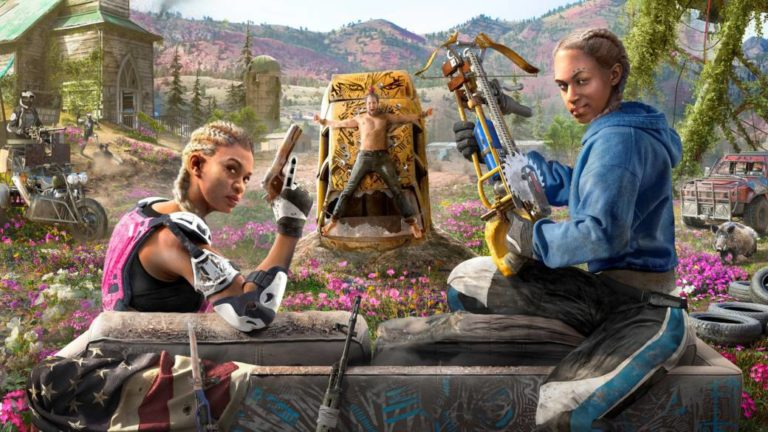 Far Cry: New Dawn - Guide to missions, tricks, collectibles and more