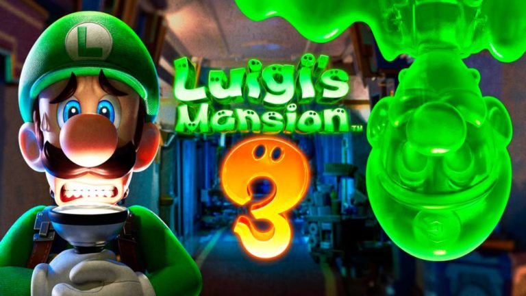 Luigi's Mansion 3 goes very seriously: we play on the mysterious seventh floor