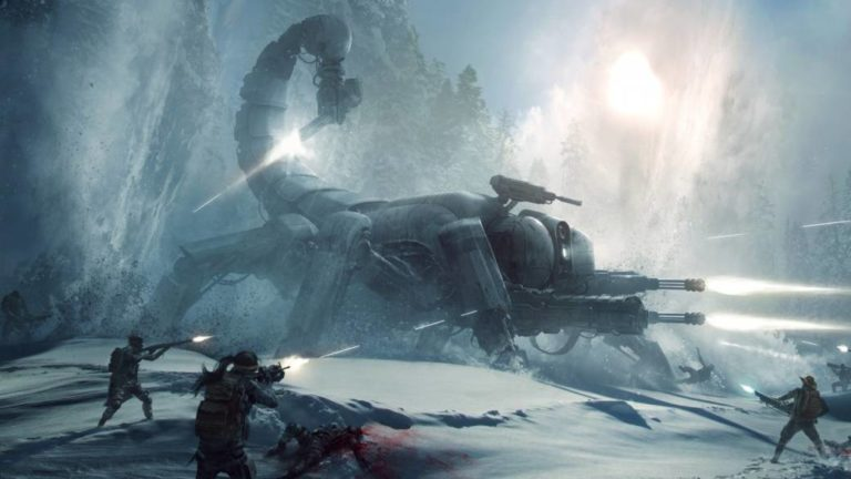 X019: Wasteland 3, impressions: the best role returns