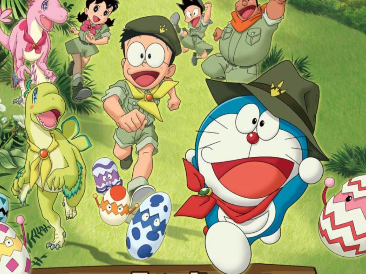 Doraemon: Nobita's New Dinosaur launches web and promotional art