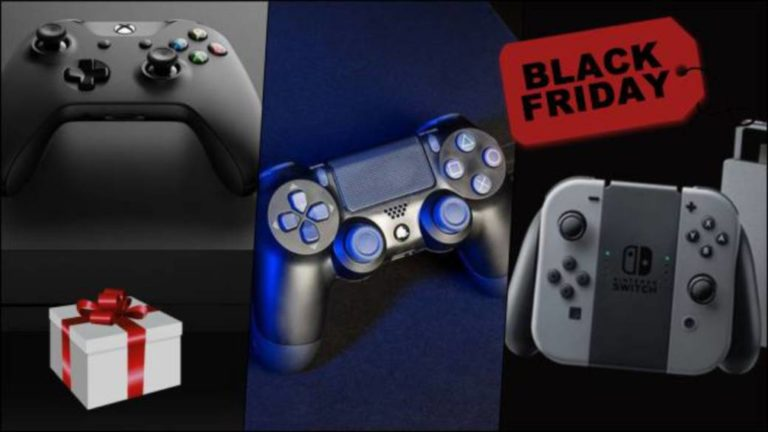 The impact of Black Friday on video games