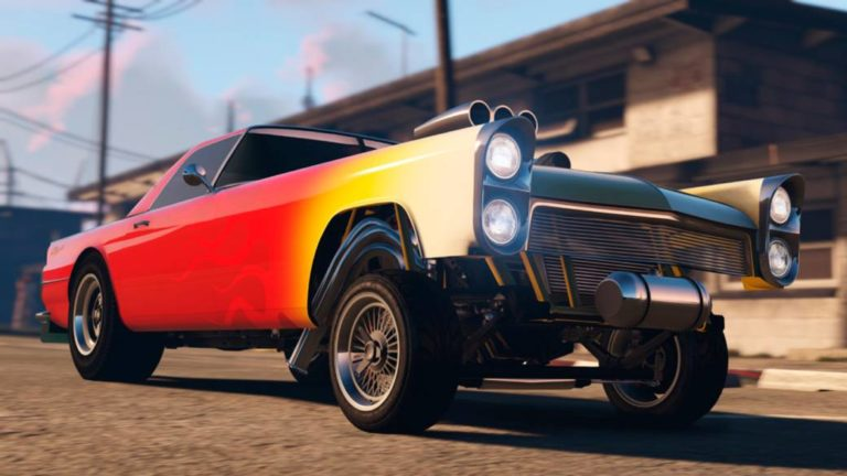 GTA Online receives the Vapid Peyote car, new modes and discounts