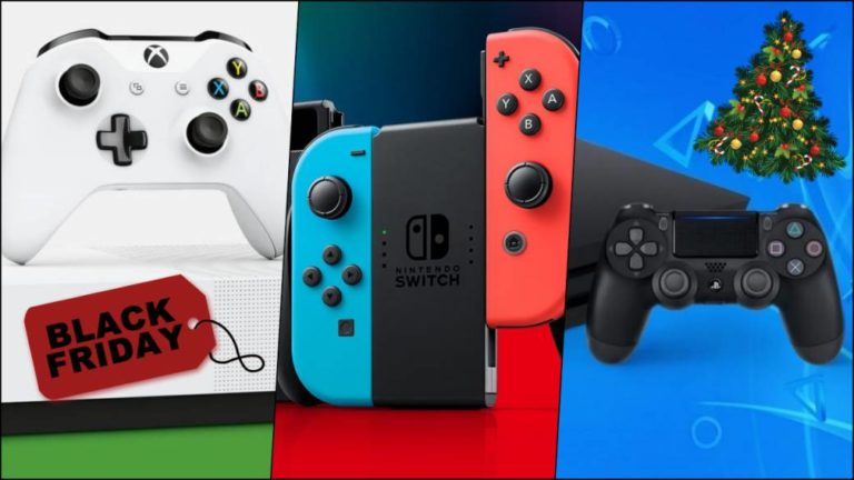 All Black Friday 2019 offers in video games and consoles