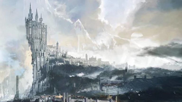 A Square Enix job bank reveals new projects and an unpublished artwork