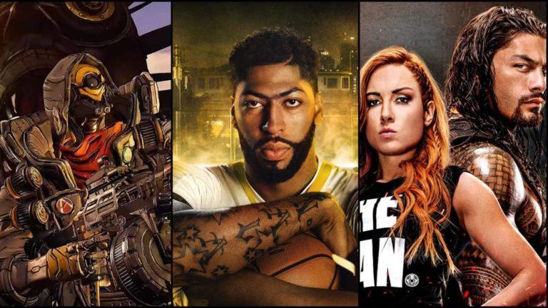 Black Friday: Borderlands 3 and NBA 2K20, between 2K discounted games