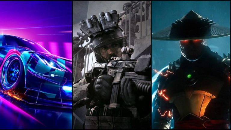 Black Friday from PS4: Mortal Kombat 11 and Call of Duty: Modern Warfare, on sale
