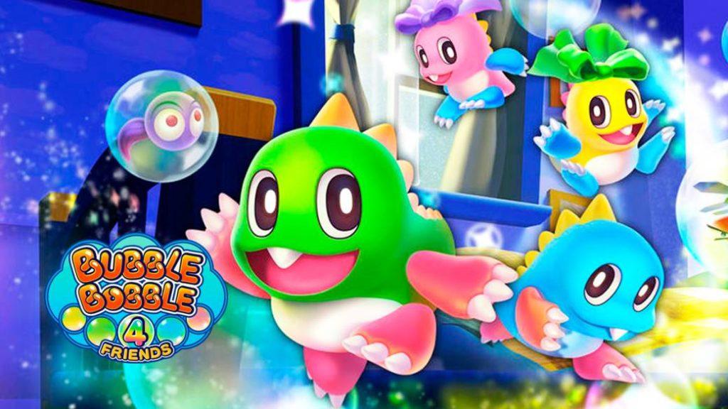 Bubble Bobble 4 Friends, Switch Reviews